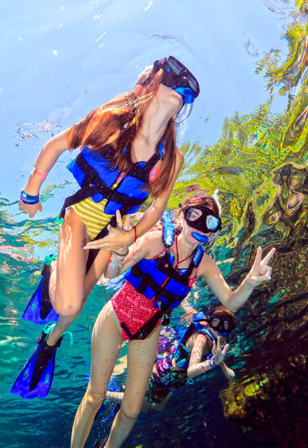 Unlimited Snorkeling Xel-Há | Xplor Packages