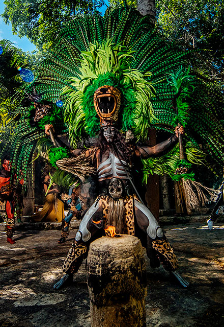 Prehispanic Dances | Xplor Packages