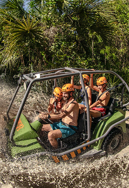 Amphibious Vehicles | Xplor Packages