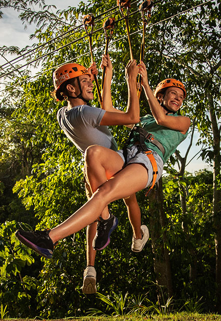 Zip-lines | Xplor Packages